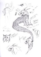 Sketches 1 by Asenath-Nightroad