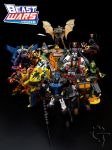 Beast Wars Animated by Gizmo-Tracer