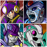 Icon and Art Set 8 by LittleSocket