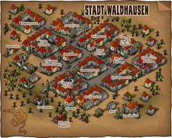 Stadt Waldhausen - Version 2 by DarthAsparagus