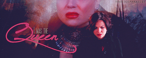 I Was The Queen | signature by theniceparadise