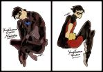 Young justice - Dick Grayson by xxxviciousxxx