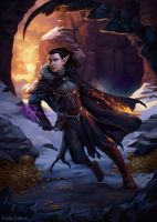 Critical Role - Vax by Darantha