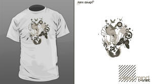 t-shirt design9. by sinnet1