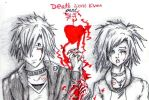 Death can't part us. by kikyo00