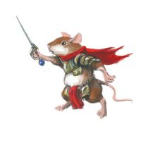 Sir Mouse by Nightblue-art