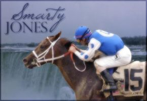 Smarty Jones by mcsweetie506