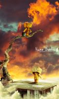 Hope Danbo II by Rafaelll90