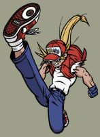 Terry Bogard by Marvelousboy