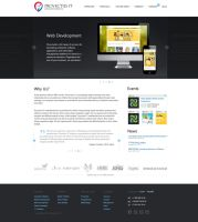 Corporate Website by ifeell