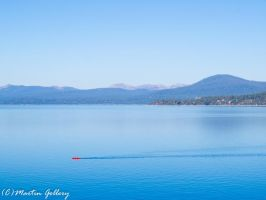 Lake Tahoe Kayak 150824 by MartinGollery