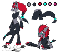 Synaku Reference by VibrantEchoes