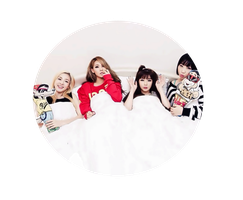 CIRCULO 2NE1 PNG by ForeverYoung320