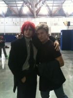 Vic mignogna and Spirit by LON3LYPRINCE86