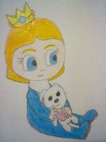 Baby Princess Saphire by 15PrincessAutumn15