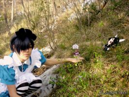 Ciel in Wonderland cosplay 19 by Clary-chan