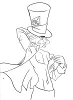 Hatter01 by FrogBISCUITS