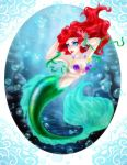 Under the Sea by Paranoid-Duckkie