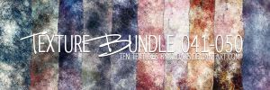 Texture Bundle 41-50 by cloaks