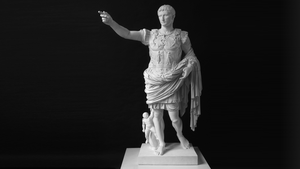 Augustus Caesar HD by dertransporter