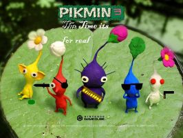 Pikmin 3 by Warlord-chris