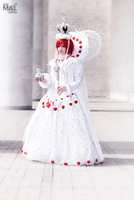 Trinity Blood - Esther Blanchett by Melali