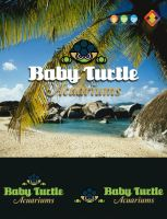 Baby Turtle Logo Template by LuisFaus