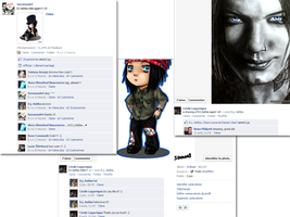 Ashba commented on my drawing by SavanasArt