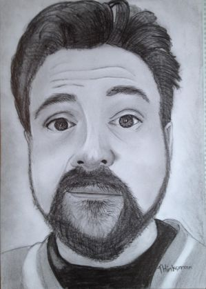 Kevin Smith by Tom Hinksman by Tomartist