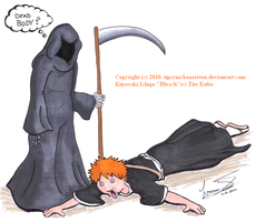 Death Bleach by TipsyMcBoozerton