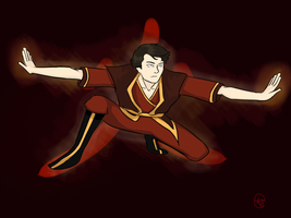 Consulting Firebender...? by iEpicWaffleZ