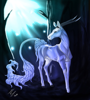 The Light of Night by Meandrathel