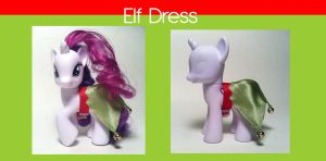 Elf Dress by CuteTherapy