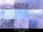 Ice Texture .zip Pack 4 by Melyssah6-Stock