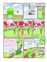 Pokemon trainer 8 - page 8 by MasterPloxy