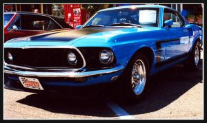 Pony Cars: Boss 302 by sweetkitten