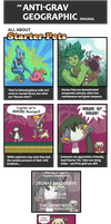 Starbound's 'Starter Pet' Comic by P-Flute