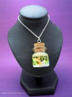 Swimming in the Water Pendant by SmallCreationsByMel