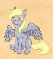 MLP.- Derpy by CoteTR
