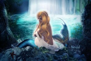 Nereid by MelieMelusine