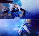 PGSM - Dark Sailor Mercury (Darkury) 7 by Ank-sama