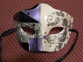 My Masquerade Mask by Writer72