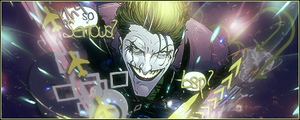 Joker Signature by Jabbawocke