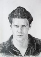 David Boreanaz as Angel by Greenday49