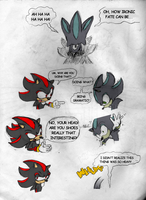 Comic: Mephiles' Head by ThaSonicMasta92
