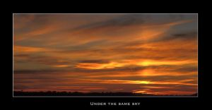 Under the same sky by soninha-place