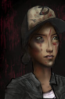 Adult Clementine - Fanfiction by KeitorinSukotto