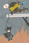 Burn Bat, Burn! by Krueger-Piexx