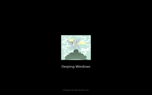 Derpy Windows 7 Boot Theme v1 by MikeGmCity