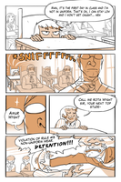 The Literate (Pg 2) by TeaDino